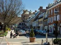 Nassau Square Princeton