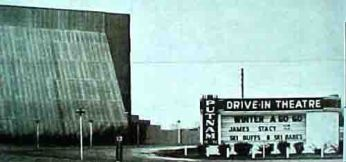 Our Putnam County Drive-In was built in the late 1950's. When the property sold, plans had been made to restore the sign, but it was demolished instead.
