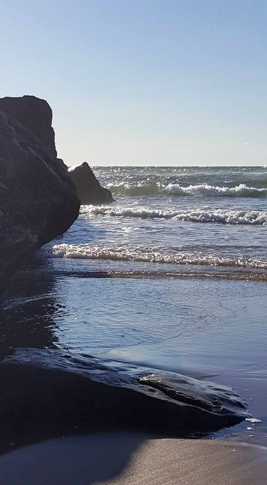Waves in Cape Breton