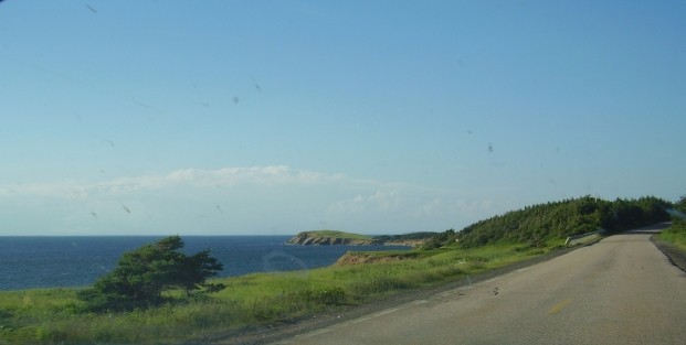 Cape Breton Coastline. There is nothing like it.