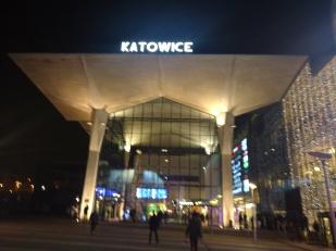 Dworzec Katowice