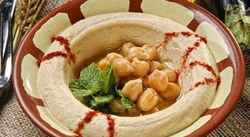 Hummus-Jordan