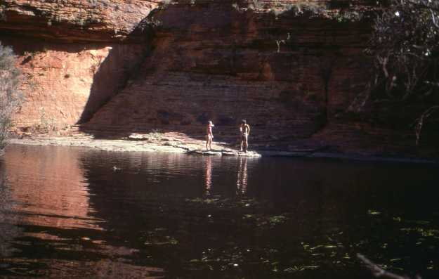 Swimming Waterhole KCCDT-81