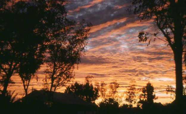 HB-Dad Hburg Sunset