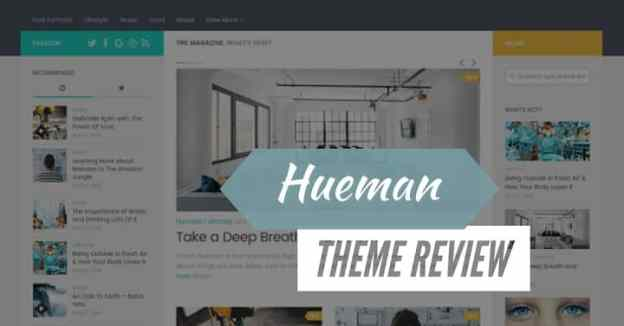 Hueman Theme Review Best WordPress Theme